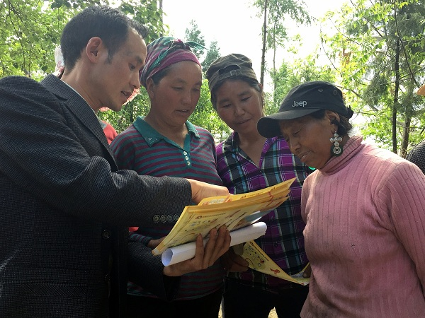Comprehensive Community Development Project in Butuo